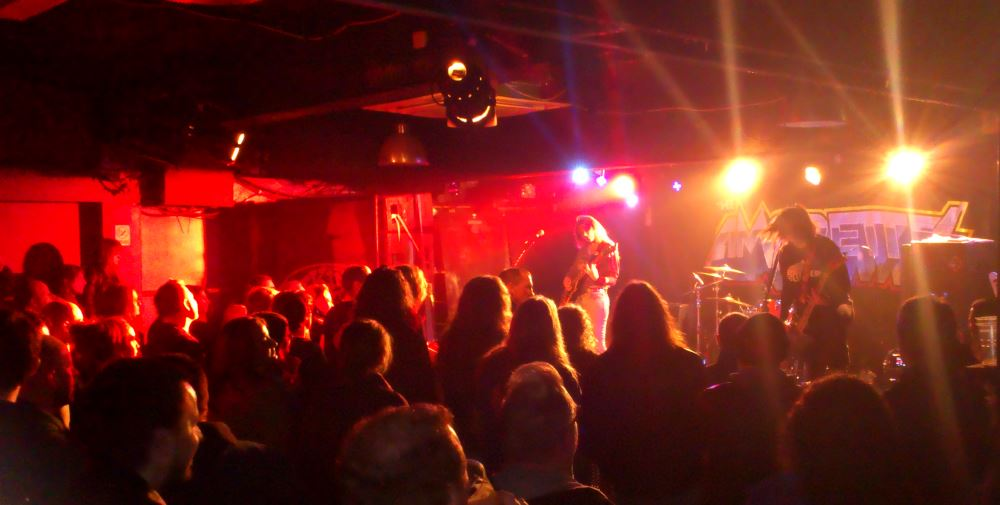 amorettes at king tuts