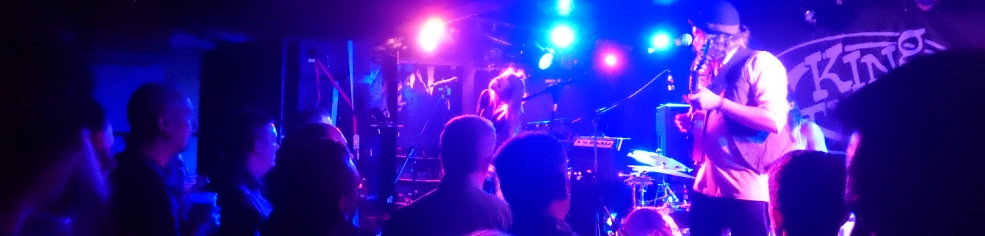 My Baby at King Tuts